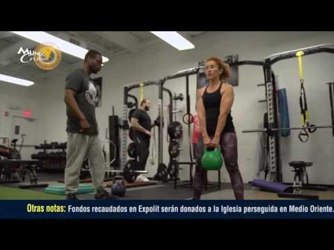 Un gimnasio transforma la vida física y espiritual de jóvenes consumados en la violencia
