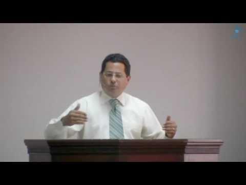 Pastor Héctor Santana - El Modelo y Ejemplo de un joven Piadoso en Tito 2:6-8,