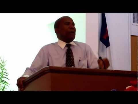 Pastor Rolando Diaz - La Cruz de Cristo