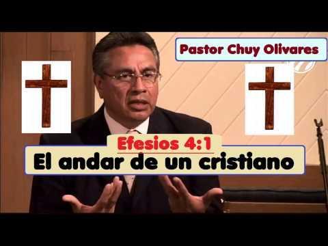 El Andar De Un Cristiano Maduro - Pastor ( Chuy Olivares )