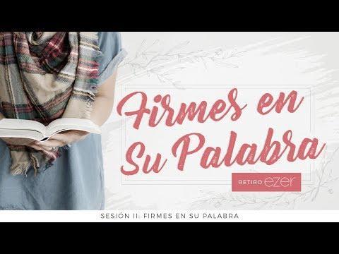 Cornelia Hernández  - Sesión II: Firmes en Su Palabra - Mateo 7:24-27