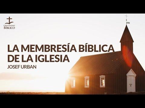 Josef Urban - La membresía bíblica de la iglesia (1 Corintios 12:27 )