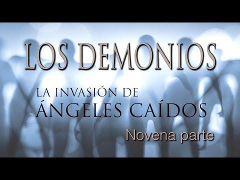 Armando Alducin - Los demonios (La invasión de ángeles caídos -9)