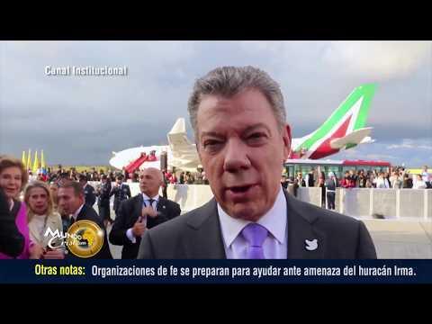Edición estelar: El papa Francisco visita una Colombia menos católica.