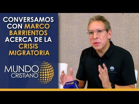 Marco Barrientos: La Iglesia no puede acercarse a las autoridades a pedir, sino a ofrecer