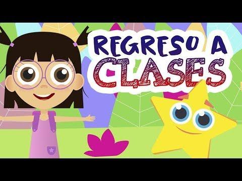 Canciones Infantiles cristianos - Regreso a Clases