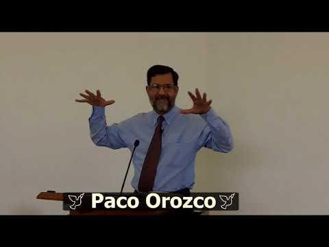 Levantate; Te Llama -  Estudio Bíblico - Paco Orozco
