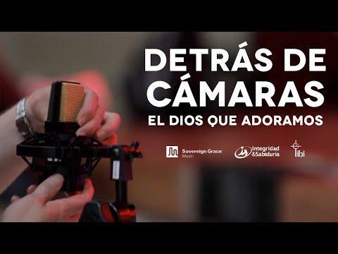 """Concierto """"El Dios que adoramos""""  - Detrás de cámaras"""