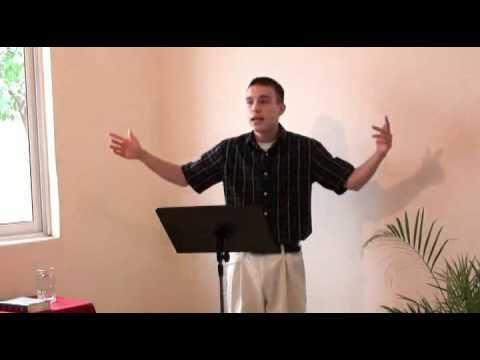 Josef Urban - 4 Evidencias Del Nuevo Nacimiento (1a Parte) - 1 Juan 5:1-5