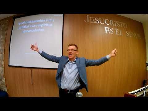 Will Graham - Los espíritus encarcelados (1 de Pedro 3:19-20)