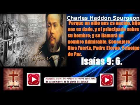 Una Pregunta De Navidad  - (Charles Haddon Spurgeon)  En Español