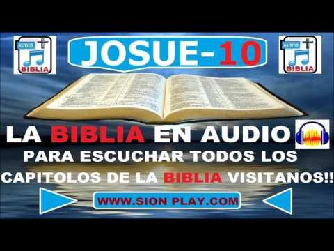 La Biblia Audio (Josue - Capitulo  10)
