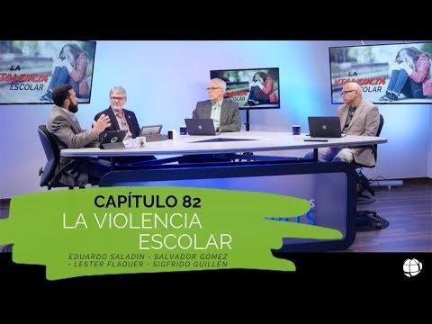 """""""¿La Violencia Escolar?"""" -  2 temporada Entendiendo los Tiempos cap #82"""