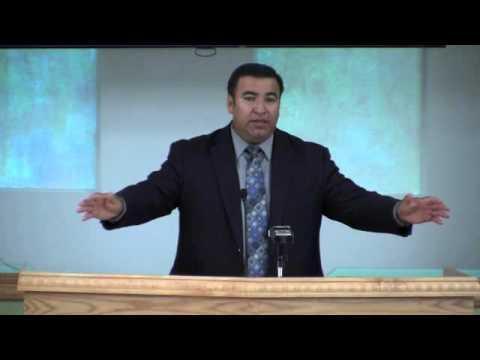 Como Presentar A Cristo Pt 3 - Ramon Covarrubias