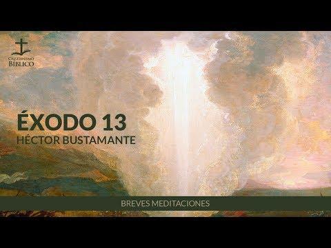 Héctor Bustamante - Breve meditación de Éxodo 13