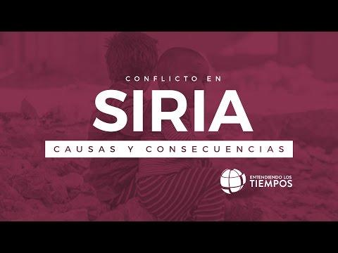 """""""Conflicto en Siria: Causas y consecuencias""""2 Temporada Entendiendo Los Tiempos Cap - 66"""
