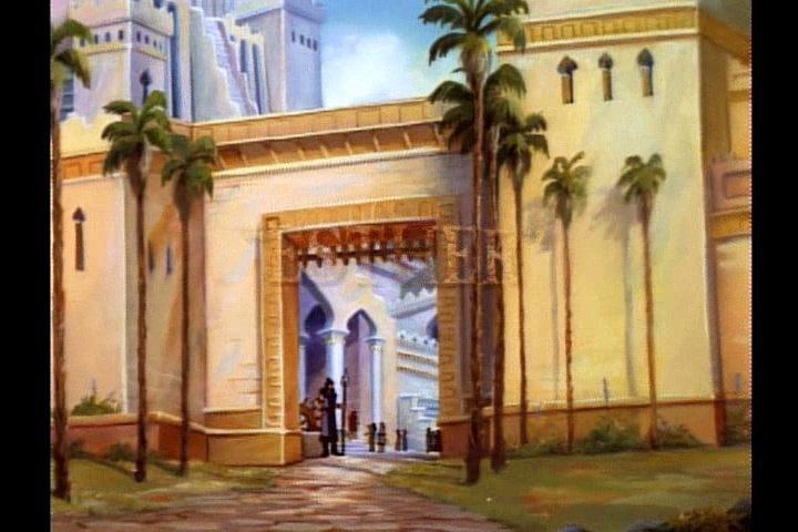Historias biblicas -  Antiguo Testamento - Esther