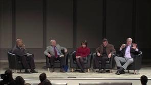 Speaker Panel (John Piper, Nancy Guthrie,  Greg Lucas, Mark Talbot