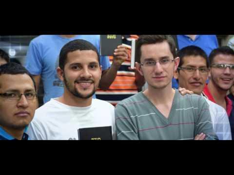 Testimonio de Estudiantes (Educación Teológica) -  Seminario Reformado Latinoamericano