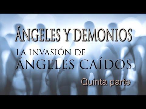Armando Alducin  - Ángeles y Demonios (La invasión de ángeles caídos -  5)