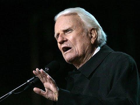 Muere Con 99 años el pastor de los presidentes - Billy Graham