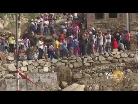 Fuertes lluvias amenazan a miles. Iglesia pide oraciones. en Perú