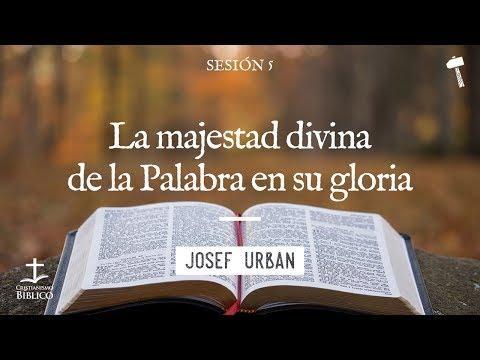 Josef Urban / La majestad divina de la Palabra en su gloria