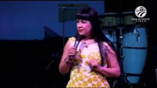 Oración menos angustia - Vicky de Olivares
