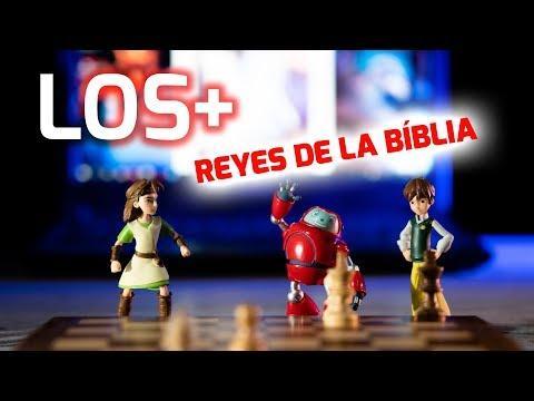 Los+ - Reyes de la Bíblia - Superlibro -  Vídeos cristianos para niños