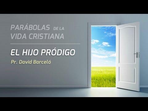 """David Barceló -  """"El hijo pródigo"""" (Lc 15:11-32)"""