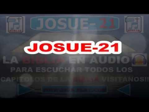 La Biblia Audio  (Josue Capitulo 21)