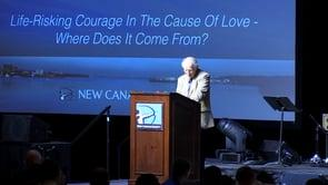 Life-Risking Courage In The Cause Of Love - Where Does It Come From