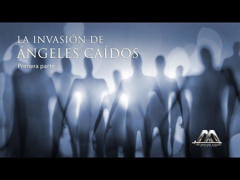 Armando Alducin - La invasión de ángeles caídos 1ra parte