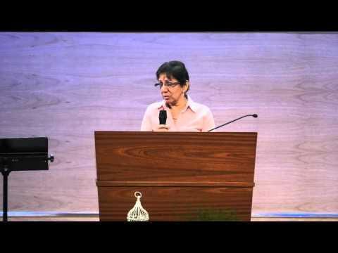 """Testimonio de Magaly Jiménez """"Conferencia Viviendo la misericordia"""""""