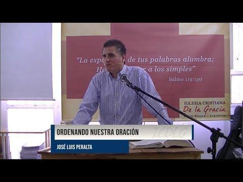 José Luis Peralta - Ordenando nuestra oración