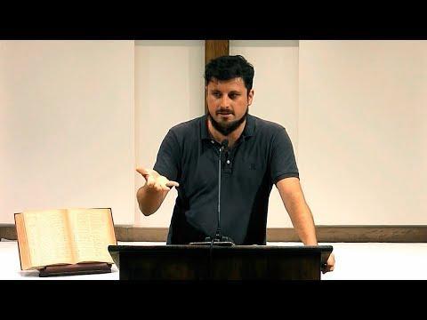 """Claudio Garrido - """"El lugar actual del Israel étnico en la historia de la redención"""" -"""
