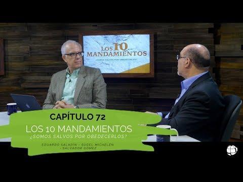 """""""Los 10 Mandamientos"""" - 2 temporada Entendiendo Los Tiempos Cap - 72"""