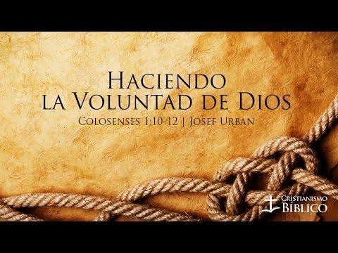 Josef Urban - Haciendo La Voluntad De Dios
