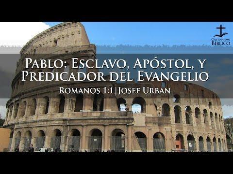Josef Urban - Pablo: Esclavo, Apóstol, Y Predicador Del Evangelio