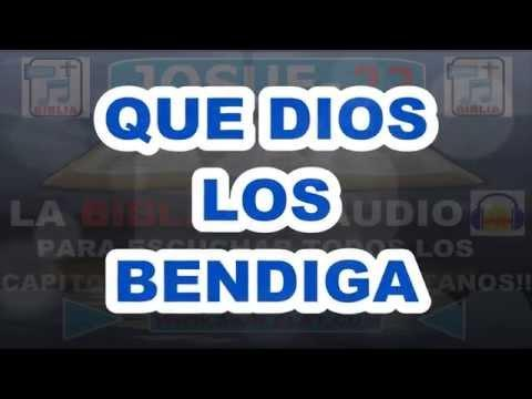 La Biblia Audio  (Josue Capitulo 22)
