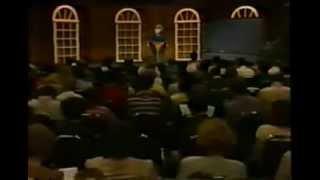 Dr RC Sproul - La santidad de Dios 1/6 - La importancia de la Santidad