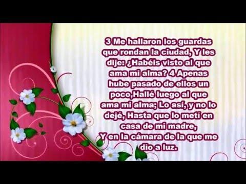 Cantar De Los Cantares-  3