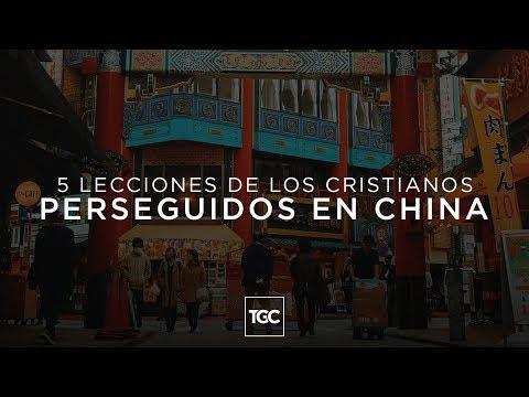 5 lecciones de los cristianos perseguidos en China
