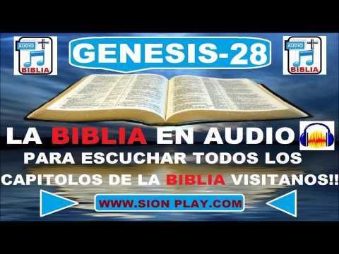 La Biblia Audio(Genesis 28)
