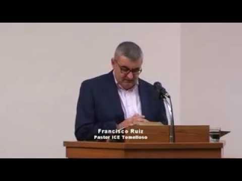 Francisco Ruiz - Sea en todo a Dios la gloria. Éxodo 22:1-35.