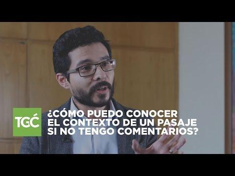 Emanuel Elizondo- ¿Cómo puedo interpretar un pasaje si no tengo comentarios?