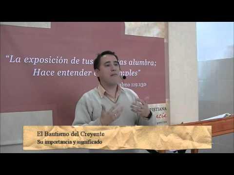 El Bautismo Del Creyente - Victor Peralta
