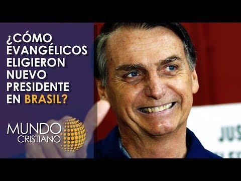 Pesó más el voto evangélico que la reputación generada contra Bolsonaro