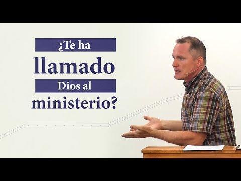 Tim Conway - ¿Te ha llamado Dios al ministerio?