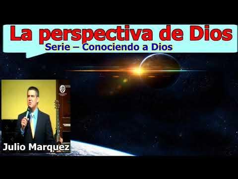 Julio Márquez  - La Perspectiva De Dios